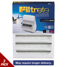 Filtrete Replacement Filter 9 1/2 x 7 1/4 [3 PACK]