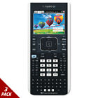 TI-Nspire CX Handheld Graphing Calculator w/Full-Color Display [3 PACK]
