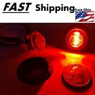 RED side marker -- 2 PACK -- LED