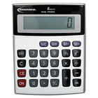 Innovera 15925 Portable Minidesk Calculator 8-Digit LCD [12 PACK