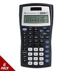 Texas Instruments TI-30X IIS Scientific Calculator 10-Digit LCD [6 PACK]