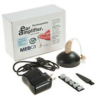 MEDca High Quality Rechargeable Ear Hearing Amplifier