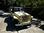 Willys: Jeepster 2 Door Convertible 1949 willys jeepster