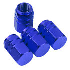 4xUniversal Aluminum Alloy Car Styling Tire Bike Wheel Air Valve Stem Caps Cover