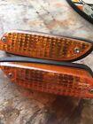 NOS Genuine Turn Signal Side marker lights Lamp Datsun 710 VIOLET 140j 160j