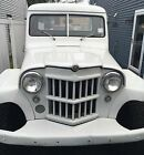 Willys: Willys White 1959 jeep willys