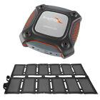 EnerPlex Generatr 100 & Commandr 45 Solar Generator Kit (Black)