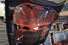 053010-WHT 14-16 Corvette Stingray/Z06 Illuminated Hood Trim With Center Brace