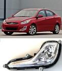 HYUNDAI ACCENT 2012-2015 LEFT DRIVER SIDE FOG LIGHT FOG LAMP OEM