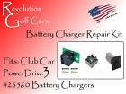 Battery Charger Repair Kit, Fits: Club Car 48 Volt (PowerDrive3 #26560)