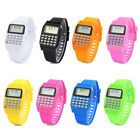 New Wrist Watches Children's Digital Calculator Watch for Kids Students Gift