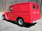Willys: Panel Delivery Pro Street 1 of kind pro built pro street show car panel delivery 1969 427 chevy wow