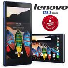 "Unlocked LENOVO Tab TB3-850M Black 8"" IPS LCD 4G LTE Android Cell Phone Tablet"