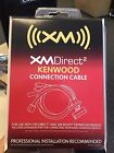 XM Direct2 Kenwood Connection Cable