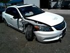 08 09 10 11 12 HONDA ACCORD CHASSIS ECM SUSPENSION TPMS LH DASH SDN EX 577514