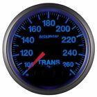 AutoMeter 100-260 °F Elite Series Analog Transmission Temp Gauge * 5658 *