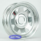 Boat Trailer 13 inch WHEEL Rim Hot Dipped GALVANIZED 4 on 4 Lug Pattern