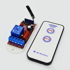 433M RF Wireless Remote Control Relay Switch Module with Case 85-220V AC