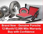 Porsche 93011340100 Air Pump Filter/Carbon Canister Filter