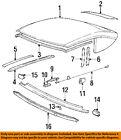 PORSCHE OEM 95-98 911 Convertible/soft Top-Cable Spring 91156140301
