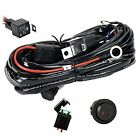 Eyourlife 12V 40A Off Road LED LIGHT Bar On Off Power Switch Relay Wiring Harnes