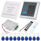 Door Lock Kit Electric Lock RFID Access Control ID Card Magnetic Lock 396lb T0T8