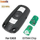 3 Buttons Smart Remote Key 315MHz ID7944 Chip for BMW CAS3 3+ 1 3 5 6 7 Series