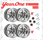 YearOne Rally II Pontiac Staggered Wheel Kit