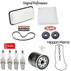 Tune Up KIT Cabin Air Oil Filters Plugs Gasket Belt for Scion xB 2004-2006