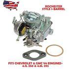 Carb Carburetor Replacement For Chevrolet & GMC V6 eingines- 4.1L 250 & 4.8L 292