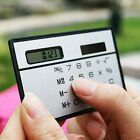 New School Stationery Student Function Ultra-thin Calculator Credit Card Sized