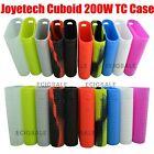 Fit Joyetech Cuboid 200W TC MOD Box Kit Silicone Case Skin Cover Bag Pocket