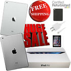 Apple iPad 2,3 or 4th Gen, Air 1,2,mini 1,2 | 16GB/32GB/64GB/128GB Wi-Fi Tablet