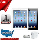 Apple iPad 2 16GB/32GB/64GB Black/White 9.7in Wi-Fi Tablet 1-Year Warranty