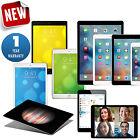 New Apple iPad 2,3,4,Air 1/2,mini 1/2/3/4 16GB/32GB/64GB/128GB (1-Year Warranty)