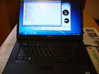 AS IS WORKING Dell Latitude E5500 Laptop  DVD-RW Intel Dual Core  2.0Ghz HDD 80G