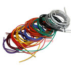 24AWG Tinned OFC Copper Flexible Soft Silicone Wire RC Cable (10 Color)