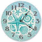 """10.5"""" OCEAN SEA CREATURES CLOCK - Large 10.5"""" Wall Clock Home Décor Clock - 3029"""