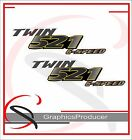 Yamaha Banshee Decals 521 Twin Reproduction Two Set Stickers  Custom Design