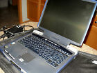 Toshiba Satellite 5205-S505 Laptop with Power Adapater & Laptop Case, Manual +++