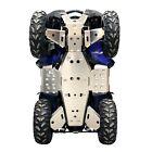 SKID PLATE ATV | Yamaha Grizzly 700 EPS (2007 - 2013) | 8 PCS ALUMINUM PLATE