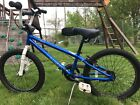 Blue Haro BMX Bike Intermediate 6+ years
