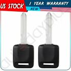 New Replacement Uncut w/ Chip Transponder Ignition Key For Sentra Armada Versa