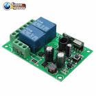315MHz 10A AC 220V 2 CH Channel Wireless RF Relay Remote Control Switch Receiver