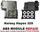 Chevrolet Tahoe ABS Module Repair 1999 - 2008 Kelsey Hayes 325 ECBM Antilock