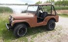 1955 Jeep CJ Willys 1955 Willys Jeep CJ-5