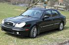 2002 Hyundai Sonata  2002 Hyundai sonata