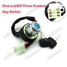 6 Pin On Lock Off Ignition Key Switch For Kazuma Redcat 50cc 90cc 110cc ATV Quad