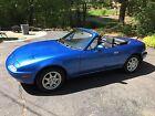 1995 Mazda MX-5 Miata  1995 Mazda Miata - Laguna Blue - All original stock! - NO RESERVE!