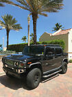 2005 Hummer H2 Adventure Sport Utility 4-Door 2005 Hummer H2 SUT Loaded all options triple black immaculate 6.0 4X4 SUNROOF
